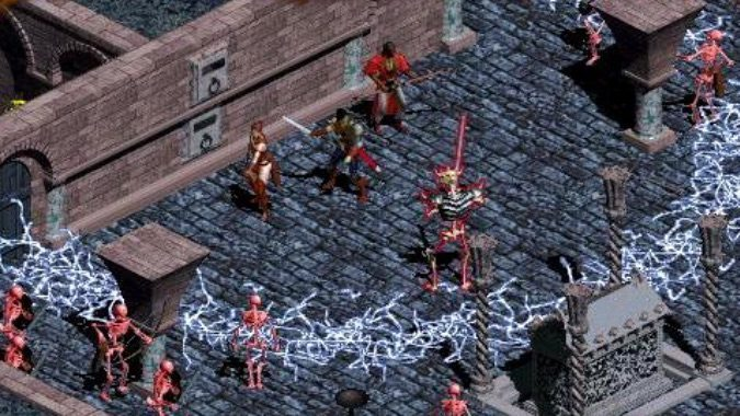 Screenshot of Diablo
