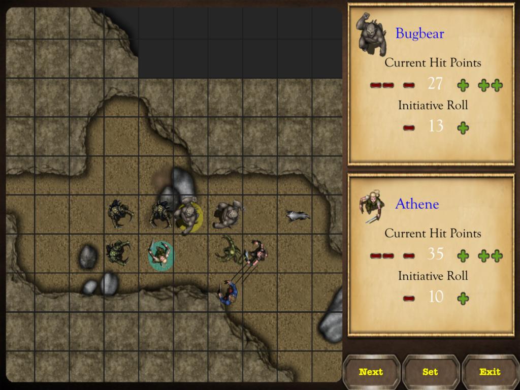 A Random Cave for D&D